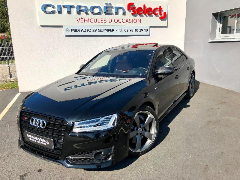 AUDI S8 Plus V8 TFSI 605 FULL OPTIONS