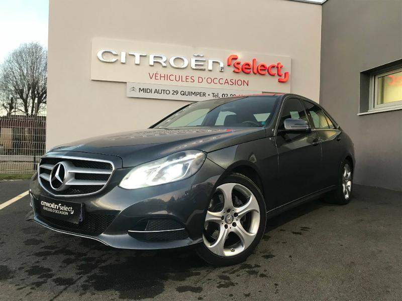 MERCEDES-BENZ Classe E 250 CDI Avantgarde 7G-Tronic + Options