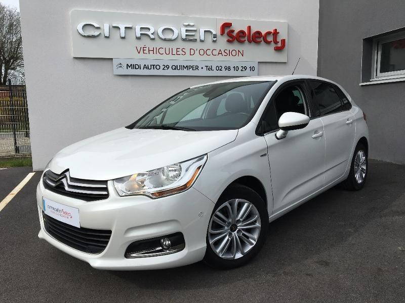 CITROEN C4 2.0 HDi 150 Exclusive GPS