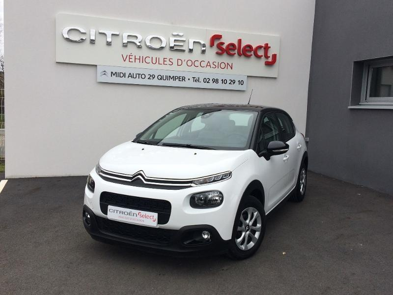 CITROEN C3 II BlueHDi 75 Feel 2017