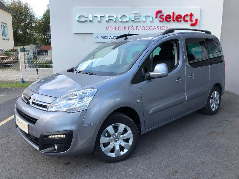 CITROEN Berlingo BlueHDi 120 Shine GPS