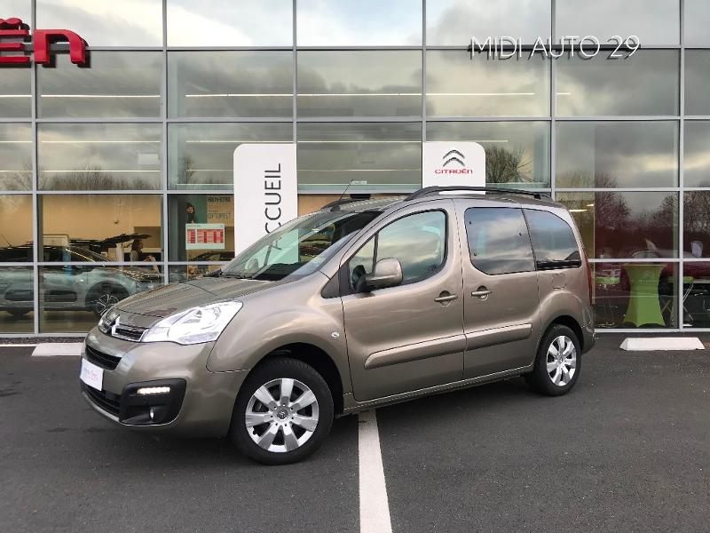 CITROEN Berlingo BlueHDi 100 Shine GPS