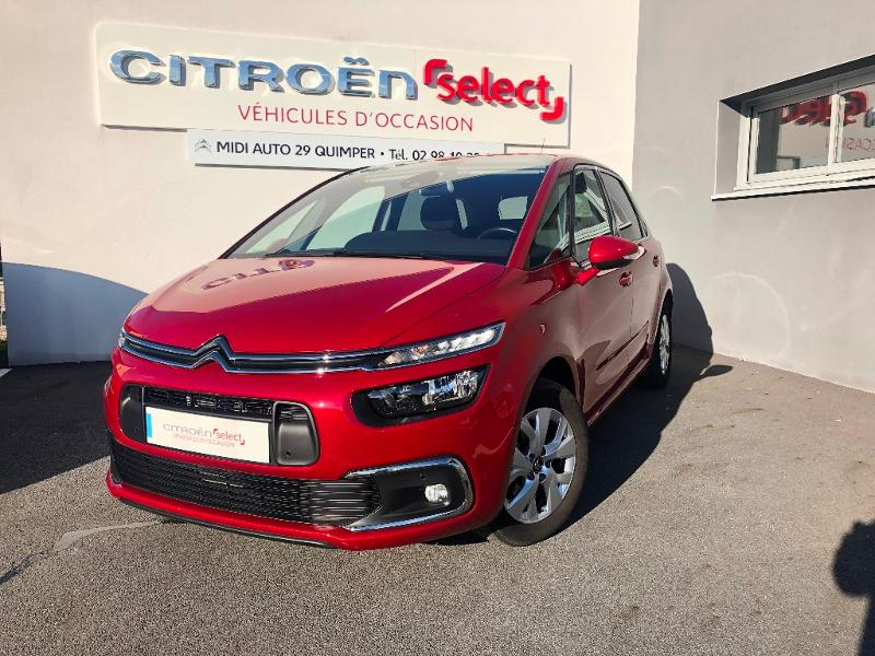 CITROEN C4 Picasso BlueHDi 120 Feel GPS