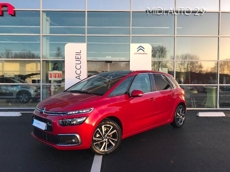 CITROEN C4 SpaceTourer BlueHDi 160ch S&S Shine EAT8 E6.d-TEMP