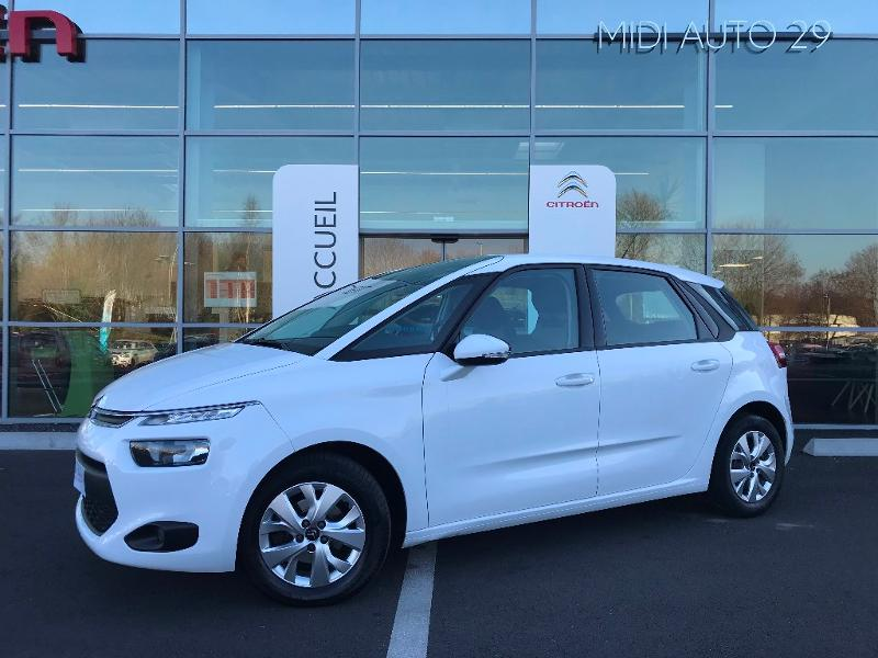 CITROEN C4 Picasso BlueHDi 120 Business GPS