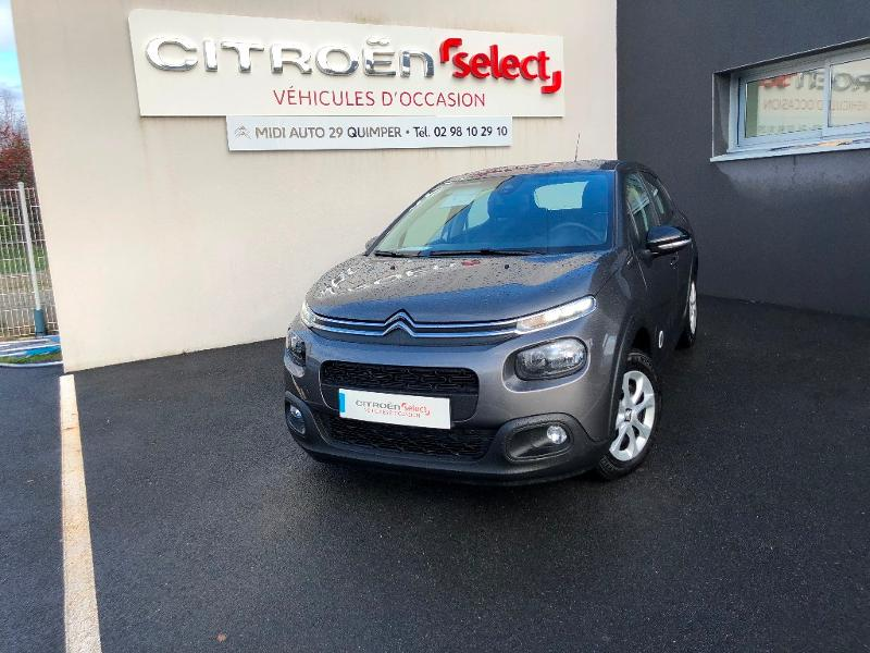 CITROEN C3 II BlueHDi 75 Feel GPS