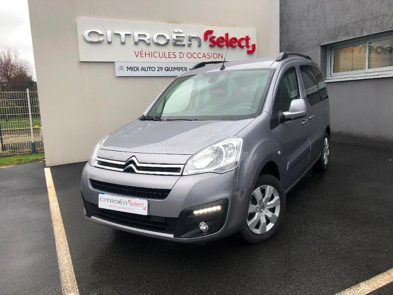 "CITROEN Berlingo HDi 100 Shine GPS 7 places ""Neuf"""