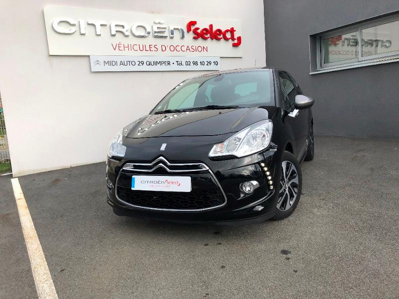 CITROEN DS3 1.6 e-HDi 90 So Chic 4cv