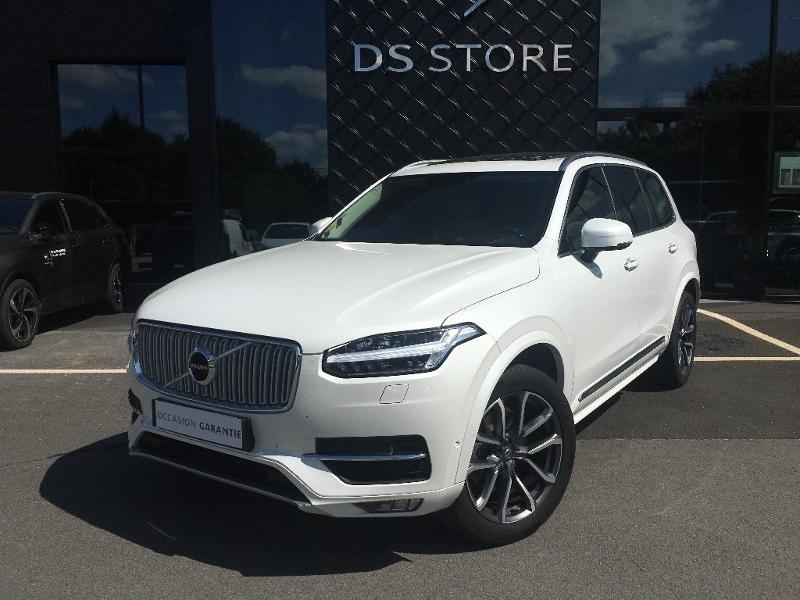 VOLVO XC90 D5 AWD 225 Inscription Luxe Geartronic 7 pl